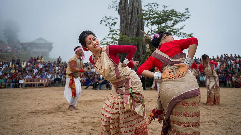Bohag-Bihu-Dance-Assam