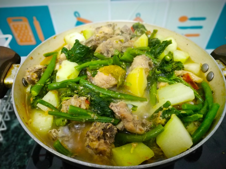 the best boiled chicken curry