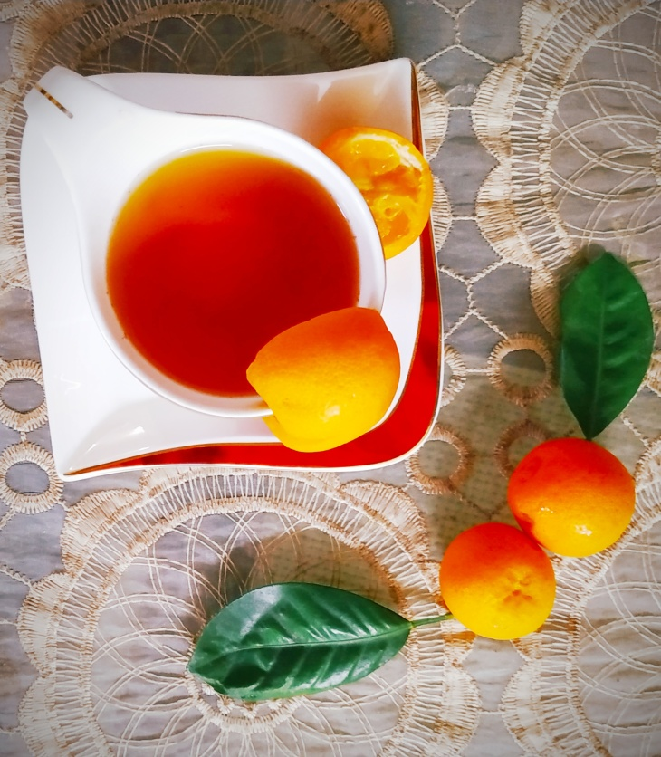 orange-tea-for-summer-evenings