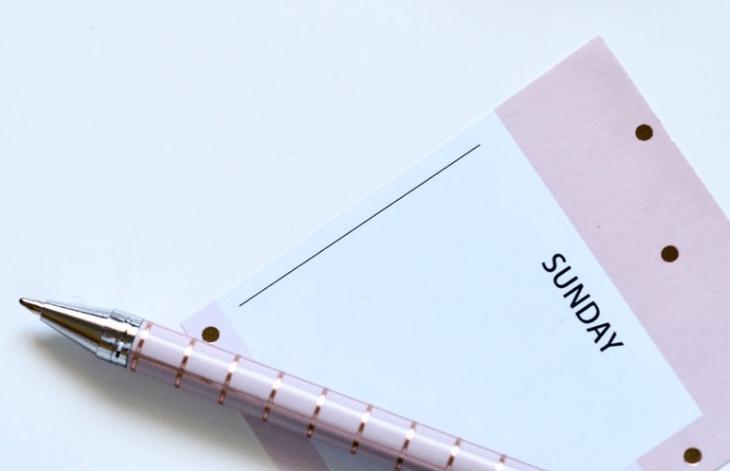 sunday-planning